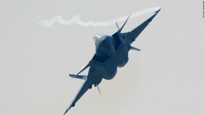 Truyền thông Trung Quốc đánh giá J-20 sánh ngang F-22, Mỹ nói chỉ như F-117A ảnh 5