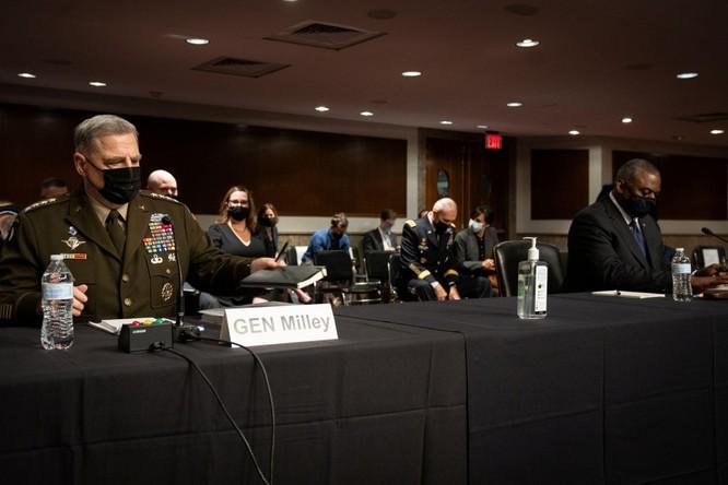 Bất đồng gay gắt trong giới lãnh đạo cấp cao Mỹ về việc rút quân khỏi Afghanistan dẫn đến thất bại ảnh 1