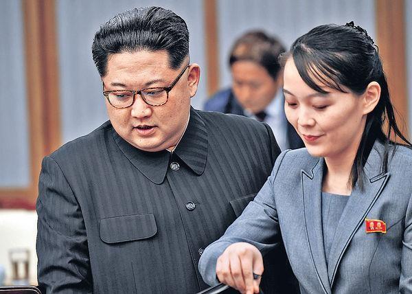 Bà Kim Yo-jong, em gái nhà lãnh đạo Kim Jong-un được bầu vào Hội đồng nhà nước Triều Tiên ảnh 1