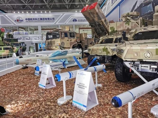 Trung Quốc khoe những phát triển đột phá về máy bay không người lái và tên lửa hành trình ảnh 6