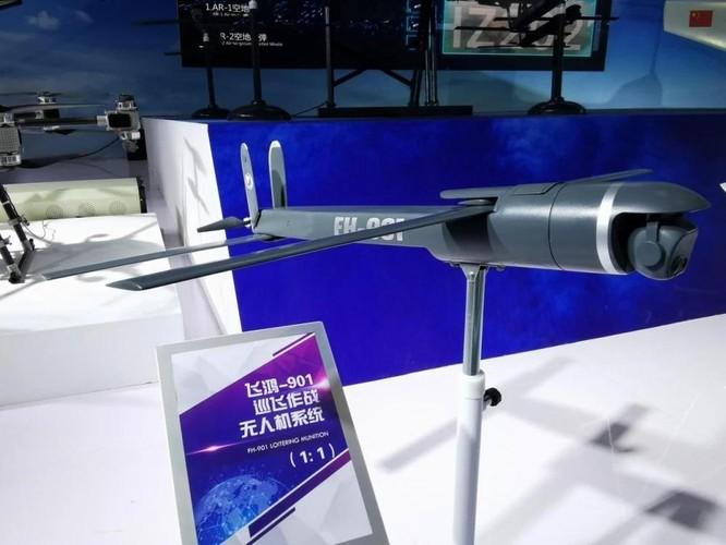 Trung Quốc khoe những phát triển đột phá về máy bay không người lái và tên lửa hành trình ảnh 7