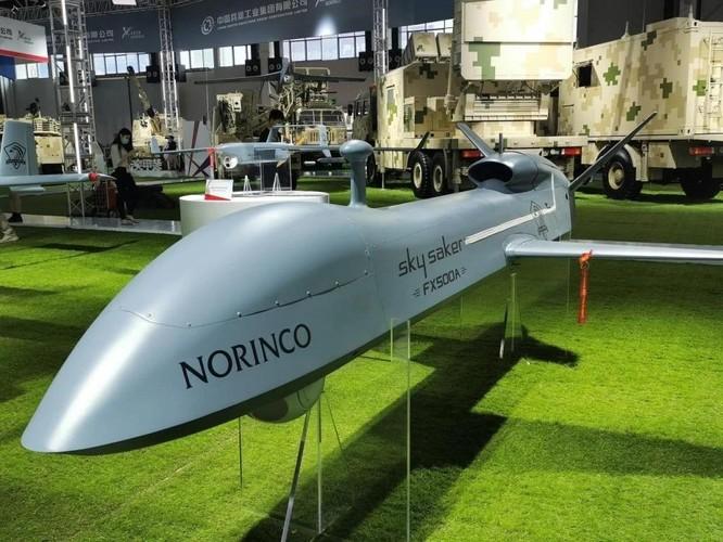 Trung Quốc khoe những phát triển đột phá về máy bay không người lái và tên lửa hành trình ảnh 3