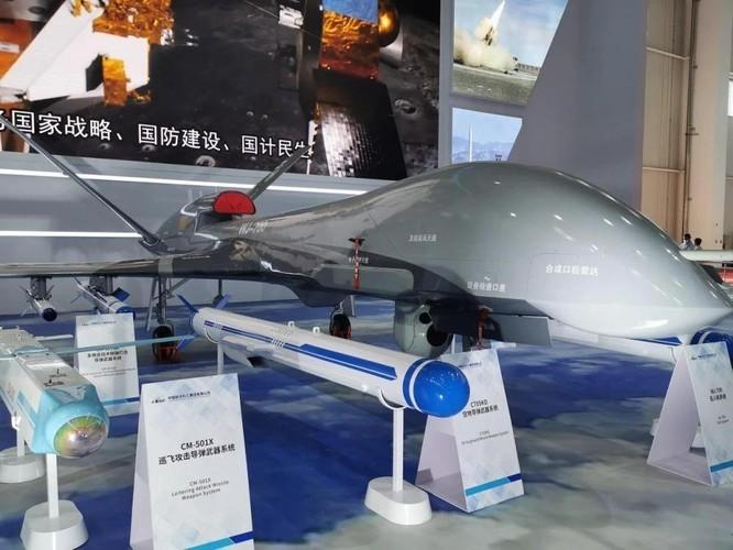 Trung Quốc khoe những phát triển đột phá về máy bay không người lái và tên lửa hành trình ảnh 2