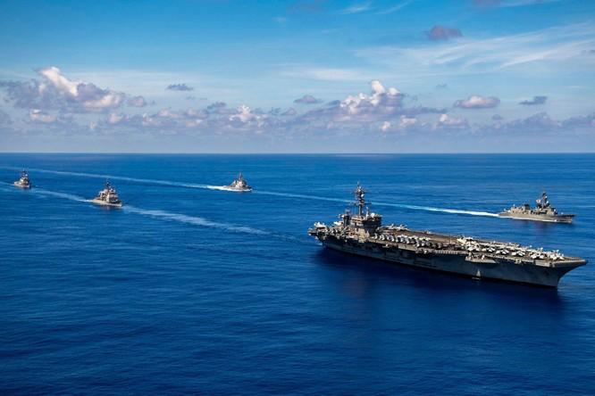 Gia tăng sức ép, quân đội Trung Quốc cho 38 máy bay quân sự áp sát đảo Đài Loan ảnh 4