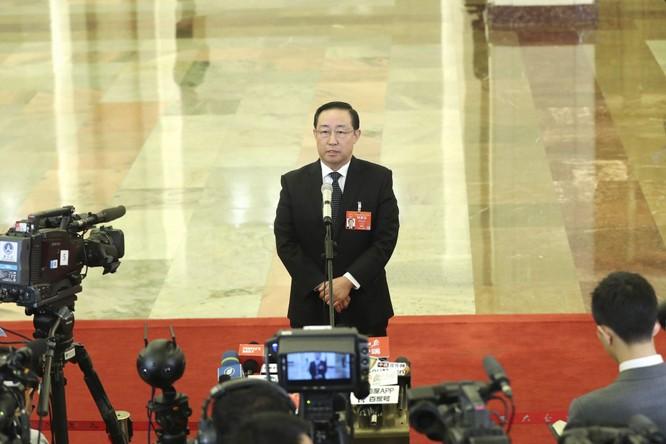 """Trung Quốc bất ngờ trừng phạt hai """"Hổ lớn"""" ngành công an, gây rúng động ảnh 3"""