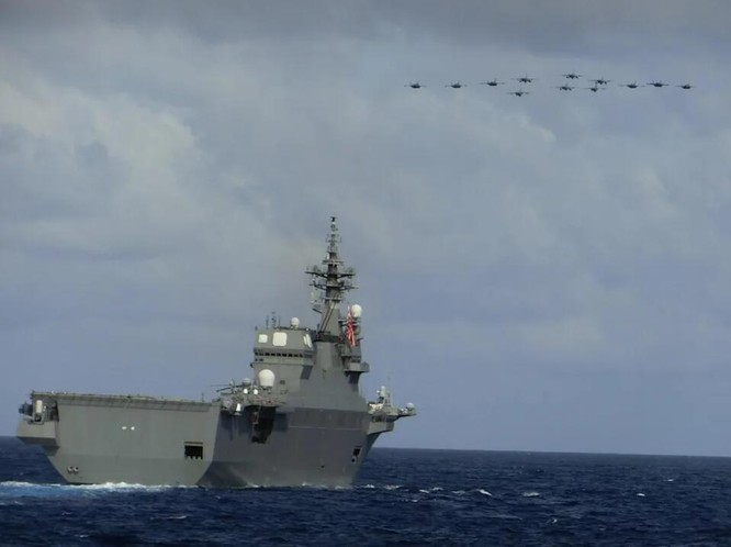 4 ngày, Trung Quốc cho 149 máy bay quân sự áp sát Đài Loan, quan chức Trung – Mỹ đấu khẩu gay gắt ảnh 6