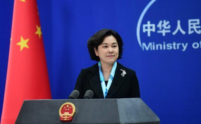 4 ngày, Trung Quốc cho 149 máy bay quân sự áp sát Đài Loan, quan chức Trung – Mỹ đấu khẩu gay gắt ảnh 4