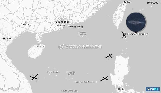 4 ngày, Trung Quốc cho 149 máy bay quân sự áp sát Đài Loan, quan chức Trung – Mỹ đấu khẩu gay gắt ảnh 5