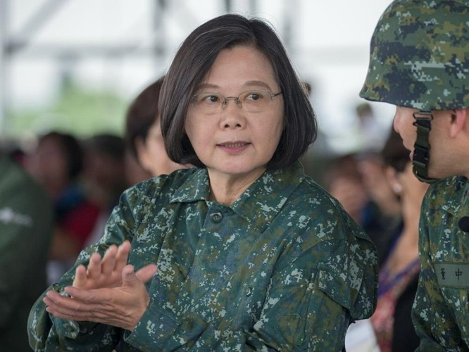 Bà Thái Anh Văn: Nếu Đài Loan rơi vào tay Trung Quốc, sẽ là một thảm họa ảnh 2