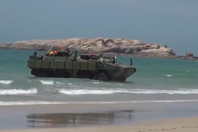 Rộ tin quân đội Mỹ đã bí mật đưa lực lượng đặc nhiệm và Thủy quân lục chiến tới Đài Loan ảnh 3