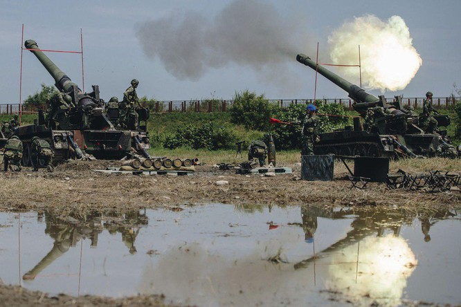 Rộ tin quân đội Mỹ đã bí mật đưa lực lượng đặc nhiệm và Thủy quân lục chiến tới Đài Loan ảnh 2
