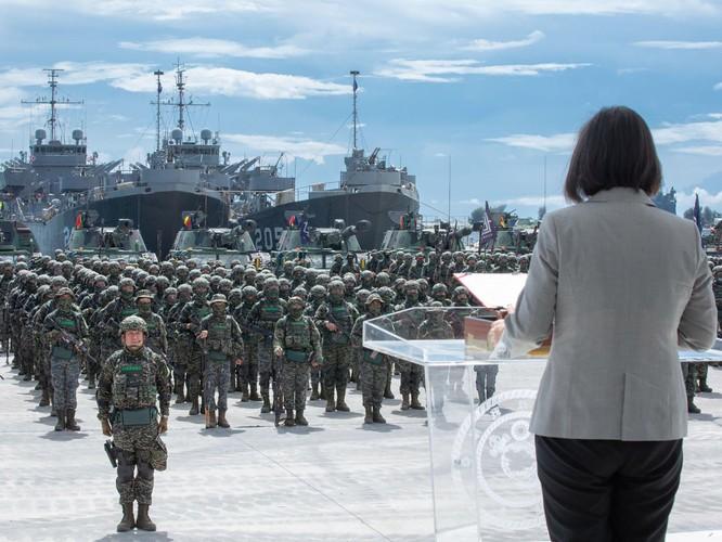 Trung Quốc phản ứng quyết liệt trước tin lính Mỹ đóng ở Đài Loan, đe dọa chiến tranh ảnh 3