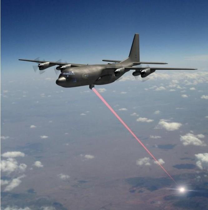 Hệ thống vũ khí laser Mỹ quyết định lắp đặt lên pháo hạm AC-130J lợi hại ra sao? ảnh 1