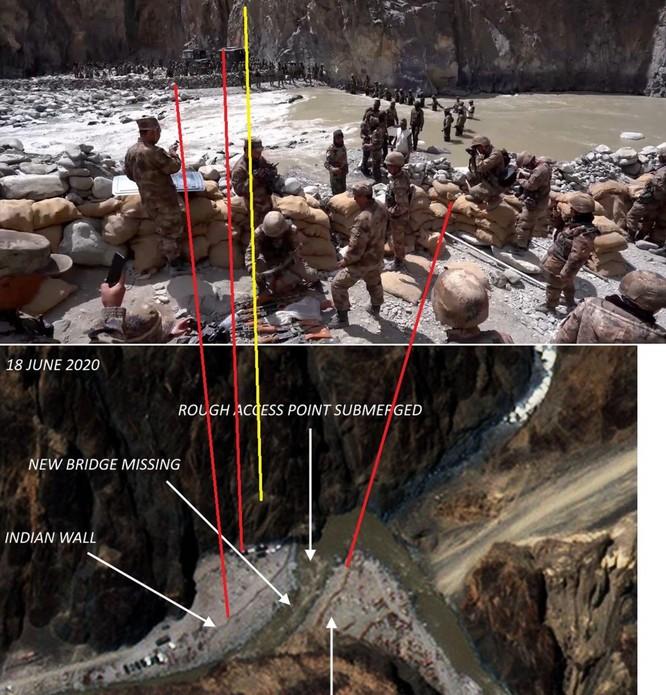 Học giả Trung Quốc: Tình hình biên giới Trung - Ấn giống hệt trước khi chiến tranh năm 1962 ảnh 3
