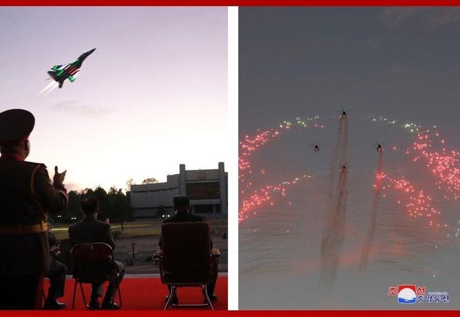 Xem tên lửa siêu thanh Hwasong-8 và các vũ khí mới được Triều Tiên trưng bày ảnh 7