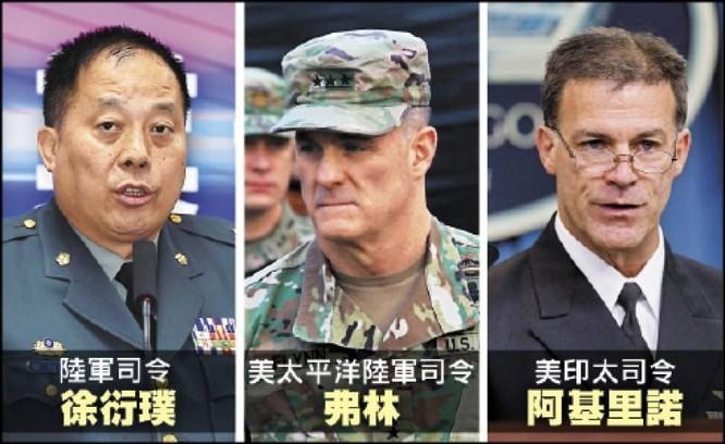Tư lệnh Lục quân Đài Loan dẫn đoàn sang thăm Mỹ, truyền thông Trung Quốc nổi xung ảnh 2