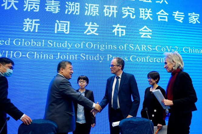 Tổ chức Y tế Thế giới lập nhóm tư vấn điều tra về nguồn gốc COVID-19, Trung Quốc vẫn từ chối ảnh 3