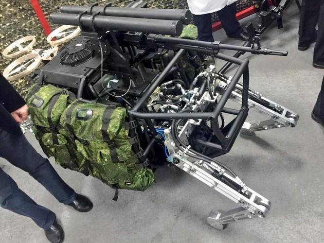 """Mỹ tung ra """"kẻ hủy diệt"""" đáng sợ: chó robot mang súng SPUR, chuẩn bị cho chiến tranh không người ảnh 4"""
