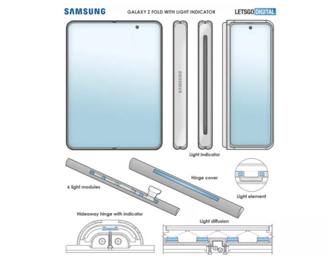Samsung Galaxy Z Fold 3: Những thông tin bị rò rỉ ảnh 2