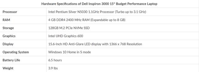Top 10 mẫu laptop giá rẻ dưới 7 triệu đồng (Phần 2) ảnh 2