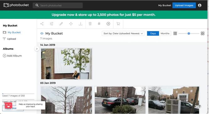 Những dịch vụ lưu trữ ảnh thay thế cho Google Photos (Phần 1) ảnh 3