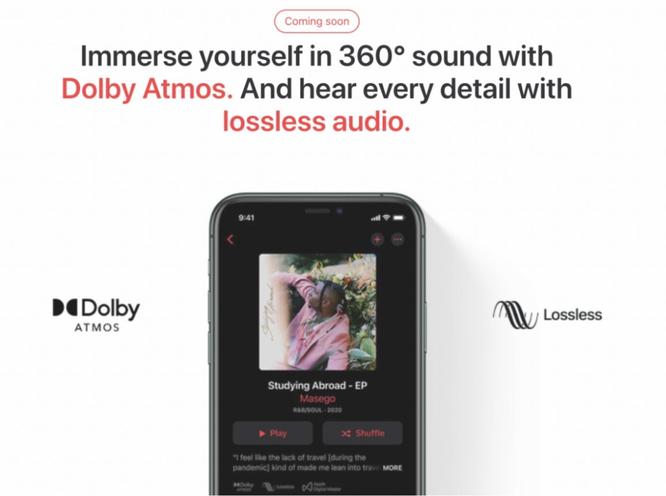 Cách nghe Apple Music Lossless Audio và những gì bạn cần ảnh 1