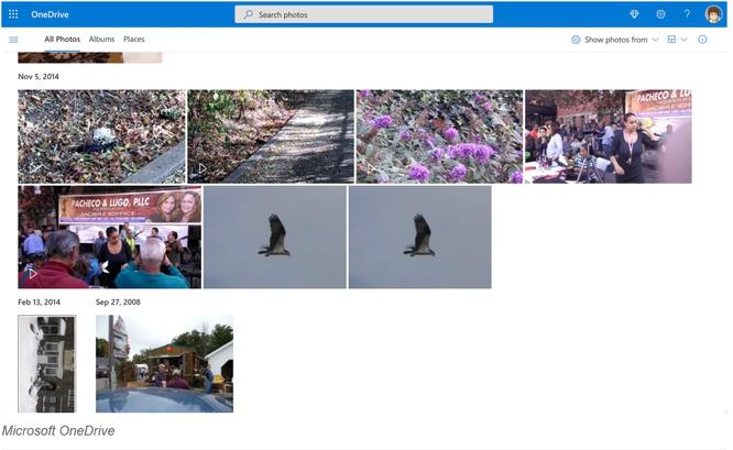 Những dịch vụ lưu trữ ảnh thay thế cho Google Photos (Phần 2) ảnh 1