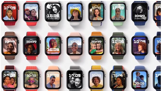 WatchOS 8 chính thức ra mắt cùng hàng loạt tính năng hữu ích ảnh 2
