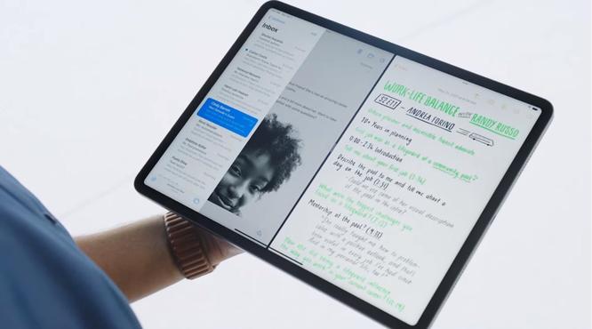 iPadOS 15 với tính năng Widget và hỗ trợ ghi chú toàn hệ thống ảnh 1