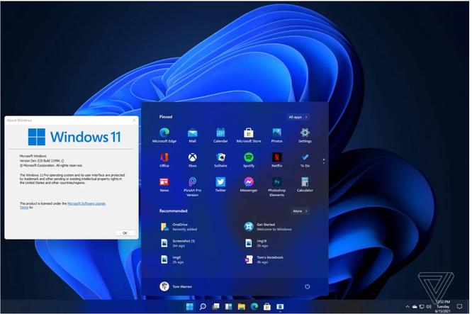 Microsoft chính thức ra mắt Windows 11 ảnh 1