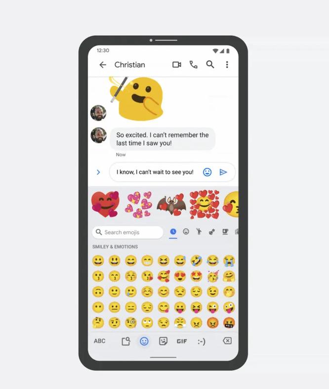 Google công bố 7 tính năng mới trên Android ảnh 1