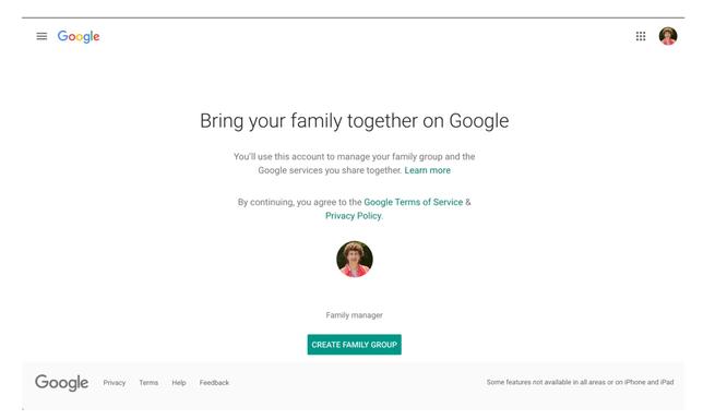 Cách chia sẻ bộ nhớ Google One với gia đình ảnh 2