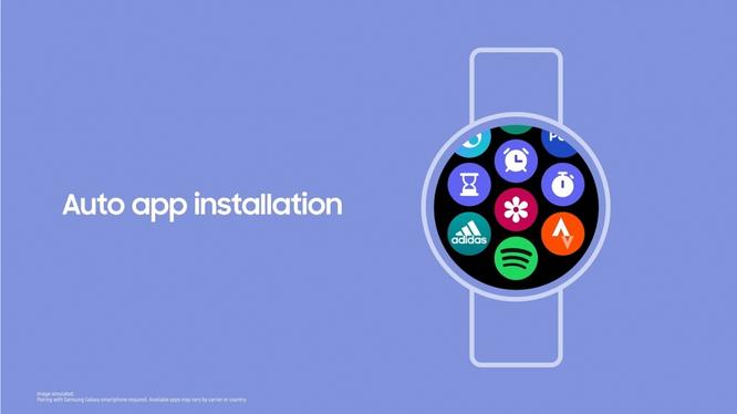Samsung chính thức ra mắt hệ điều hành One UI Watch ảnh 1