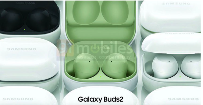 Mức giá Galaxy Buds 2 bị rò rỉ, cạnh tranh trực tiếp với Beats Studio Buds của Apple ảnh 1