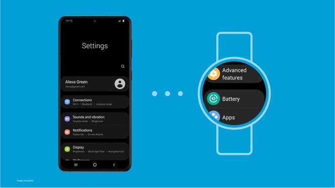 Samsung chính thức ra mắt hệ điều hành One UI Watch ảnh 2