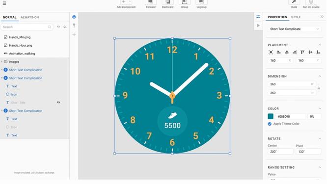 Samsung chính thức ra mắt hệ điều hành One UI Watch ảnh 3