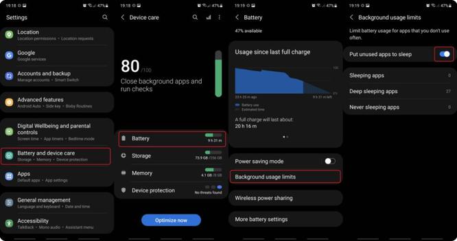 7 thủ thuật giúp cải thiện thời lượng pin trên Galaxy S21 Ultra ảnh 5