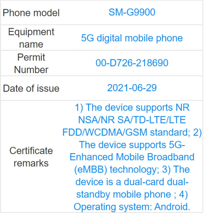 Galaxy S21 FE chuẩn bị lên kệ, thông số kỹ thuật chính thức được xác nhận ảnh 2