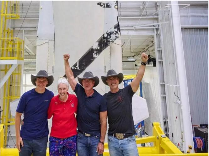 20h30 hôm nay, Jeff Bezos bay vào vũ trụ - tất cả thông tin về chuyến bay của vị tỉ phú ảnh 1