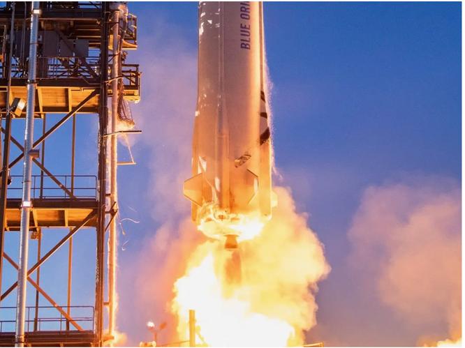 20h30 hôm nay, Jeff Bezos bay vào vũ trụ - tất cả thông tin về chuyến bay của vị tỉ phú ảnh 2