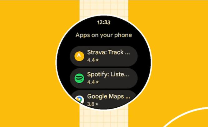 Google cải tiến khả năng tìm kiếm ứng dụng Wear OS trên cửa hàng Google Play ảnh 2