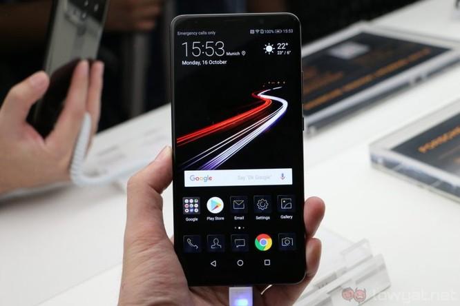 """Vì sao AT&T """"dứt tình"""" với Huawei Mate 10? ảnh 1"""