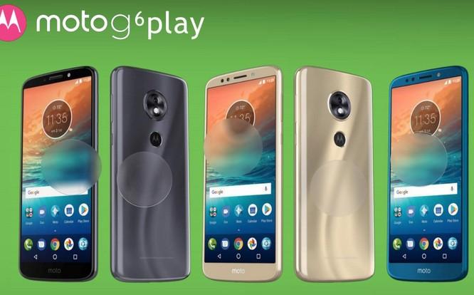 Motorola 2018 sẽ mang dáng dấp của iPhone X ảnh 3