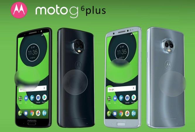 Motorola 2018 sẽ mang dáng dấp của iPhone X ảnh 2
