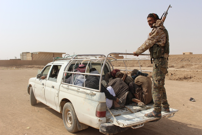 """""""Thả hổ về rừng"""", Mỹ-Kurd chiêu mộ hàng trăm cựu binh IS ảnh 1"""