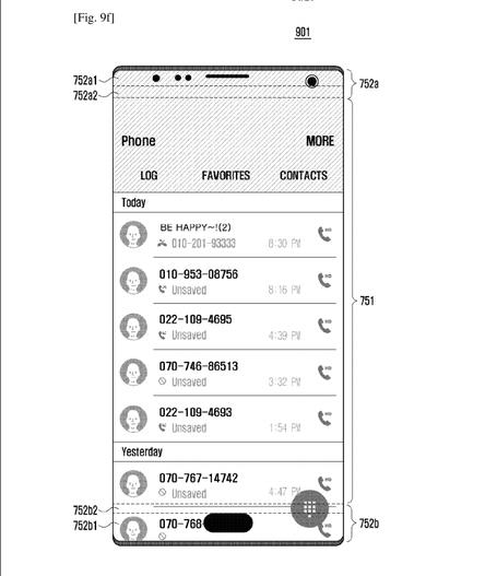 Thử nghiệm của Samsung cho thấy, việc màn hình thủng