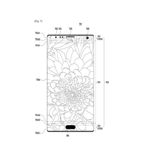 """Samsung tìm ra cách khắc phục """"tai thỏ"""" giống iPhone X ảnh 4"""