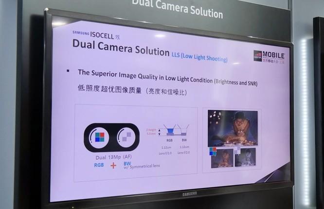 ISOCELL là công nghệ cảm biến camera do Samsung tự nghiên cứu và phát triển. Nguồn: Sam Mobile