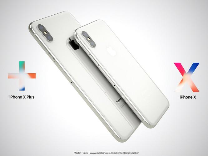 Mẫu máy kế nhiệm iPhone X sẽ được nâng cấp pin và bộ nhớ RAM ảnh 1