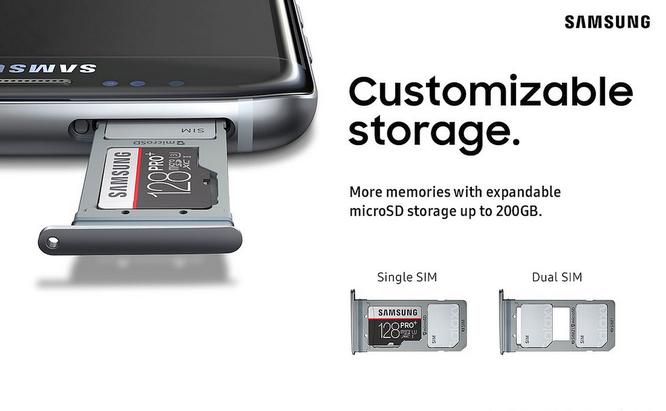 Galaxy S9 có nhận diện khuôn mặt vượt trội Face ID nhưng khó nâng cấp dung lượng bộ nhớ ảnh 1